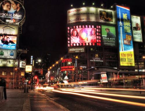DA YONGE STREET A TIMES SQUARE7 notti con guida in italiano