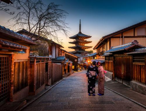 EASY TOKYO & KYOTO6 notti con guida in italiano