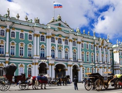 Tour garantito esclusivo in italiano – 6 notti / 7 giorni –  Mosca & San Pietroburgo  2020  a date fisse